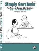 Gershwin George - Simply Gershwin - Piano Solo