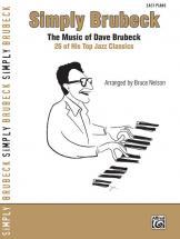 Nelson Bruce - Simply Brubeck - Piano Solo