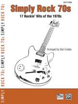 Coates Dan - Simply Rock 70s - Piano Solo