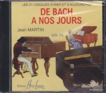 Herve C. / Pouillard J. - De Bach à Nos Jours Vol.5a - Piano - Cd Seul