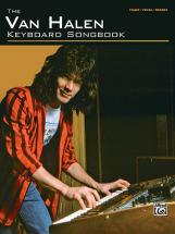 Van Halen - Keyboard Songbook - Pvg