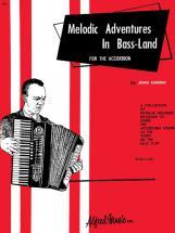 Caruso John - Melodic Adventure Bassland - Accordion