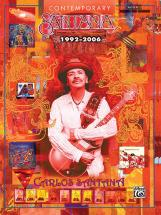 Santana Carlos - Contemporary Santana 1992-2006 - Guitar Tab