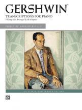 Gershwin George - Transcriptions For Piano - Piano Solo