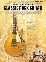Greatest Classic Rock Guitar - Guitar Tab