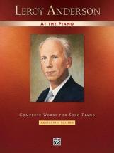 Anderson Leroy - Leroy Anderson At The Piano - Piano Solo