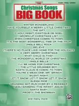 Christmas Songs Big Book - Pvg
