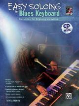 Woods Tricia - Easy Soloing - Blues Keyboard + Cd - Electronic Keyboard