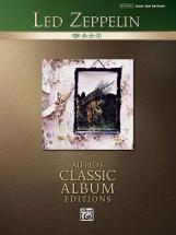 Led Zeppelin - Led Zeppelin Iv - Bass Guitar Tab