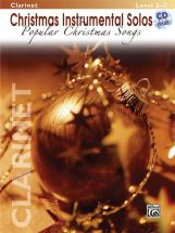 Popular Christmas Songs + Cd - Clarinet Solo
