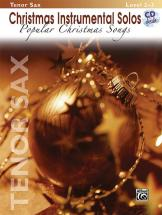 Popular Christmas Songs + Cd - Saxophone And Piano