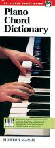 Manus Morton - Piano Chord Dictionary Handy Guide - Piano