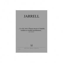 Jarrell M. - ...le Ciel, Tout A L