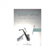 Allerme Jean-marc - Duet Hits - 2 Saxophones Altos