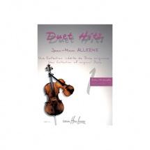 Allerme Jean-marc - Duet Hits - Violon Et Violoncelle
