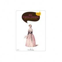 Verschaeve Michel - Airs D'operas Comiques Vol.b - Soprano Et Piano