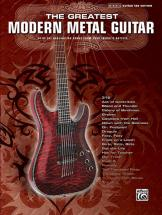 Greatest Modern Metal Guitar - Guitar Tab