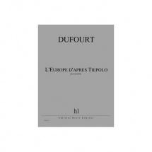 Dufourt Hugues - L