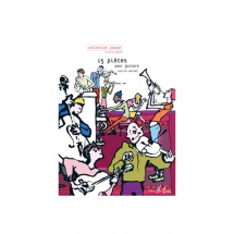 Bournet Patrick - Pieces (15) - Guitare