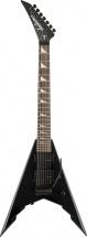 Jackson Guitare Electrique Jackson Corey Beaulieu X-series Kv7 Bks Dark Rn Satin Black