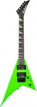 Jackson Guitare Electrique Jackson Js 1x Rhoads Minion Rn Neon Green