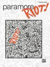 Paramore - Riot! - Guitar Tab