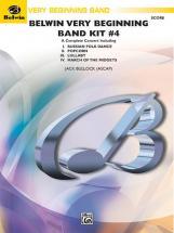 Belwin Very Beginning Band Kit #4 - Symphonic Wind Band