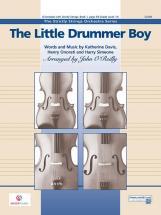 little drummer boy sheet music wind band