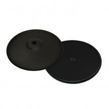 2box Caoutcouc De Remplacement Pour Cymbale (surface De Jeu)