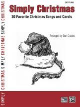 Coates Dan - Simply Christmas - Piano Solo