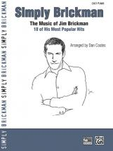 Brickman Jim - Simply Brickman - Piano Solo