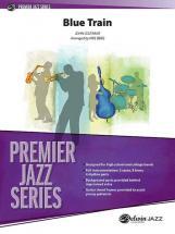 Coltrane Arr Berg - Blue Train - Jazz Band