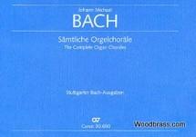 Bach J.m. - Samtliche Orgelchorale