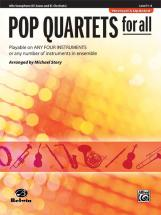 Story Michael - Pop Quartets For All - Saxophone And Piano