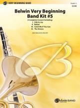 Bullock Jack - Belwin Very Beg Band Kit#5 - Symphonic Wind Band
