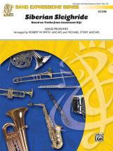 Prokofiev Sergei - Siberian Sleighride - Symphonic Wind Band