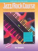 Konowitz Bert - Jazz ,rock Adult Course - Electronic Keyboard