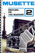 Succes Musette (110) Vol.2 - Accordeon