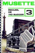 Succès Musette (110) Vol.3 - Accordéon