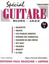 Farges Paul - Special Guitar N°1 - Guitare