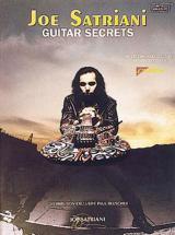 SATRIANI - GUITAR SECRETS - EDITION FRANCAISE - GUITARE