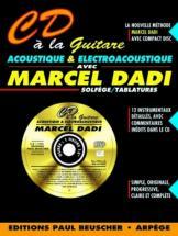 Dadi Marcel - Cd à La Guitare Acoustique + Cd