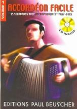 Accordéon Facile Vol.1 + Cd