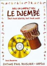 Benarrosh Denis - Djembe + Cd