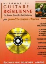 Hoarau Jean-christophe - Méthode De Guitare Brésilienne + Cd