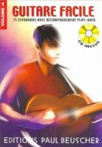 Guitare Facile Vol.1 + Cd