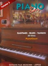 Piano Bar Vol.3 Ragtimes, Blues, Tangos