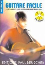 Guitare Facile Vol.2 + Cd