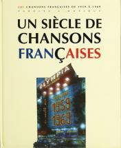 Siècle Chansons Françaises 1959-1969 - Pvg
