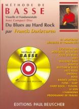 Darizcuren Francis - Méthode De Guitare Basse + Cd